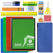 18 Piece School Supply Kit