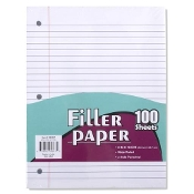Filler Paper 150 Sheets Wide Ruled