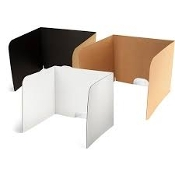 Classroom Products Privacy Shields (Pack of 20)