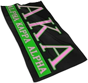 Alpha Kappa Alpha Kitchen Towels (2-set)