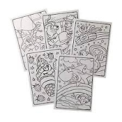 Animal Epic Coloring Sheets, 288 Coloring Sheets