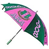 Alpha Kappa Alpha Greek Sorority Jumbo Umbrella